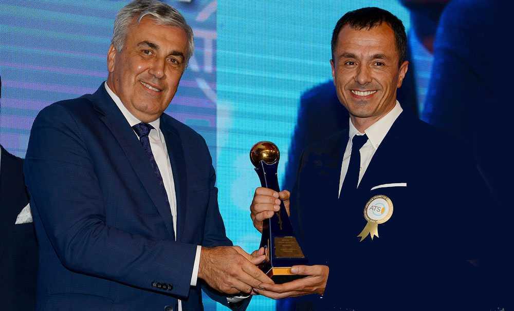 ATSO'dan Meeting Point Turkey'e ödül