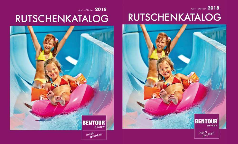 Bentour Reisen,2018 Kaydırak Kataloğunu piyasaya sürüyor