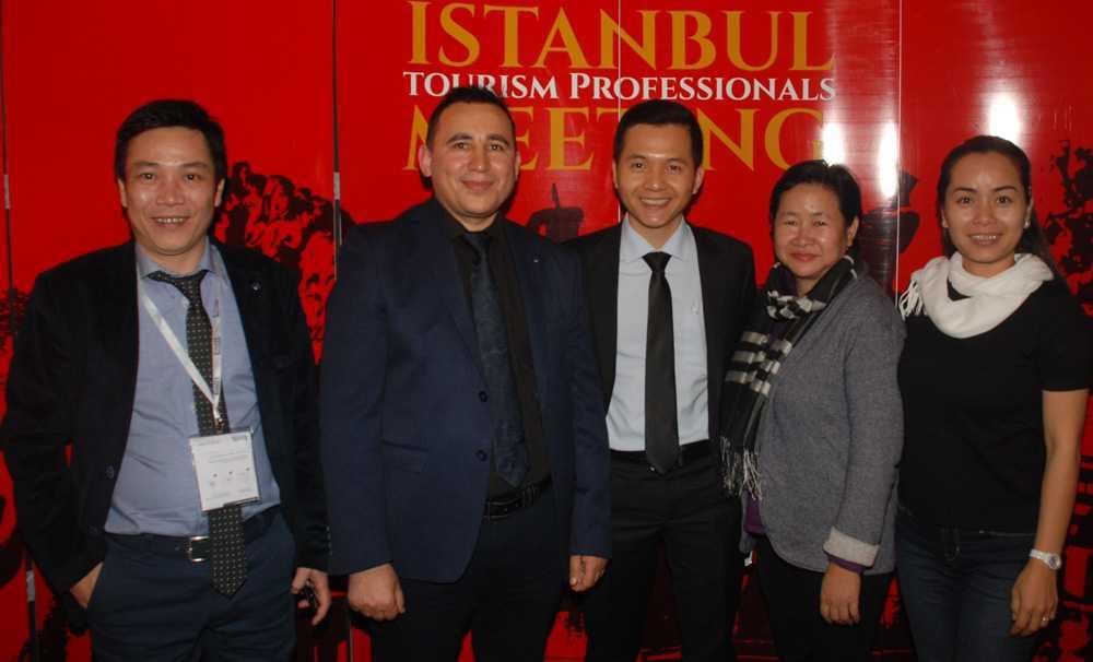 EMITT açılış galası Lionel İstanbul Hotel'de gerçekleşti