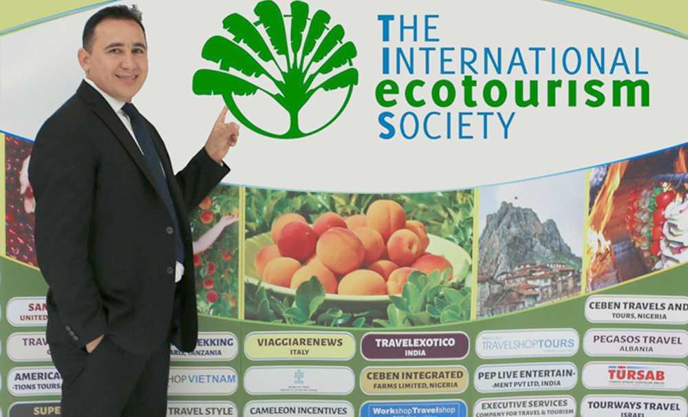 Murtaza Kalender, TIES'in Türkiye'deki tek yetkili elçisi seçildi