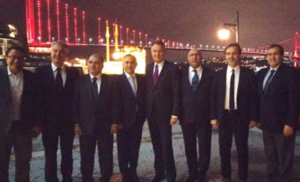 OTI'den 25.yılında İstanbul tanıtımı için büyük buluşma