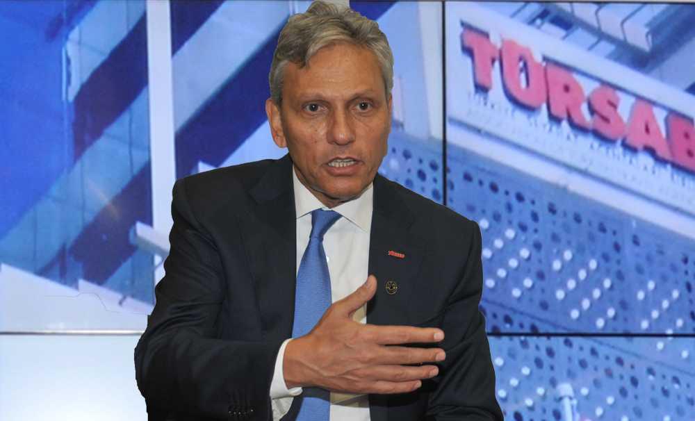 TÜRSAB Başkanı Firuz Bağlıkaya, Yasanın Çıkması İçin Çalışıyoruz