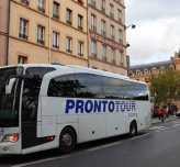 Prontotour Avrupa'yı Otobüsle Geziyor
