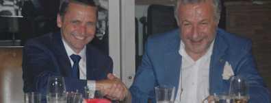 TÜRSAB QTA- RTK Grubu Başkanı Thomas BÖSL'ü ağırladı