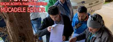 TÜRSAB,Kaçak acentalara denetim uyguladı, cezai işlem yaptı