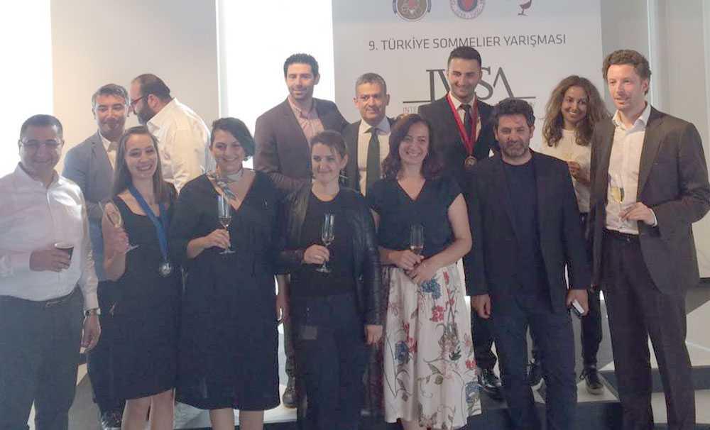 9. Türkiye Sommelier Yarışması sonuçlandı