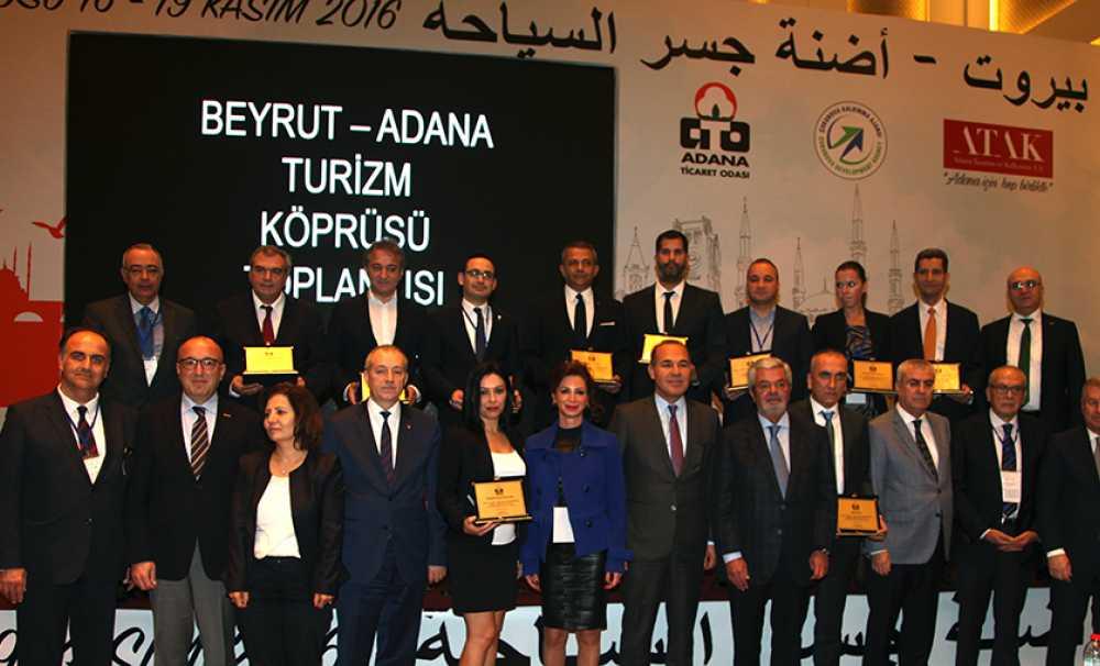 Adana Ortadoğu'nun Turizm Başkenti Olma Yolunda