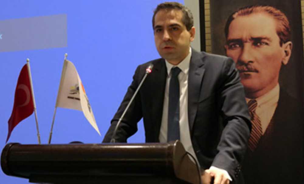 AKTOB'un Yeni Başkanı Erkan Yağcı Oldu