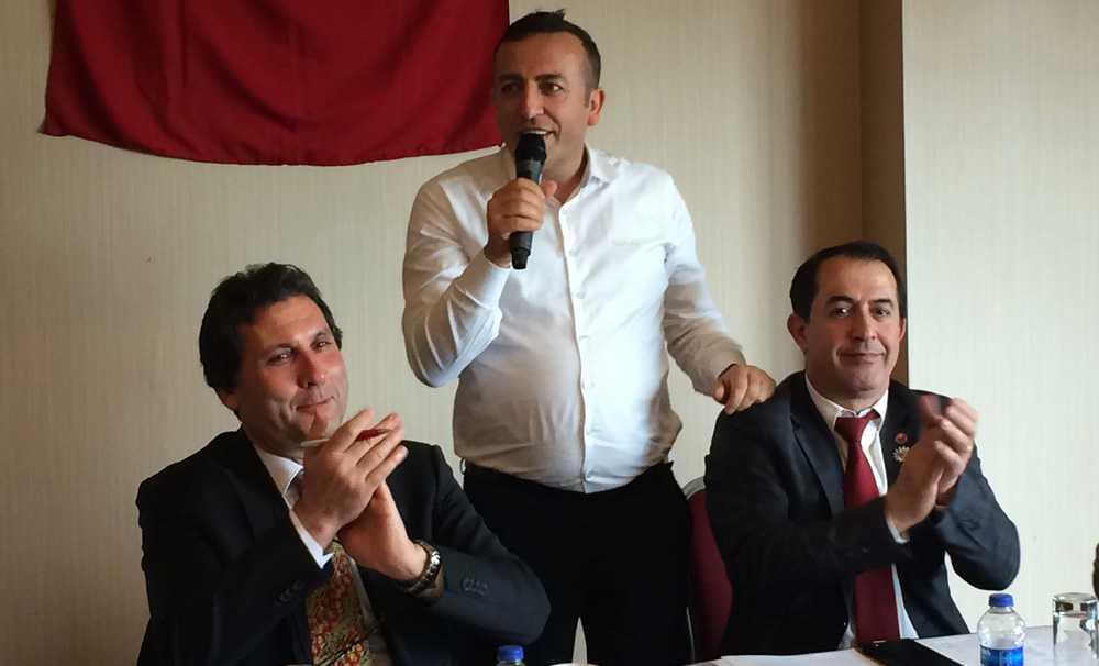 Aşçılar Derneği Yönetim Kurulu Başkanı, Executive Chef İsmail Ay oldu