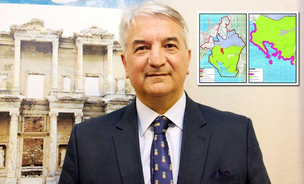 Çeşme Projesi ile İzmir'e piyango vurdu
