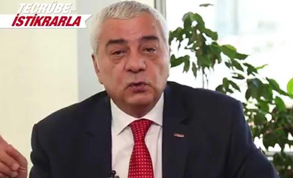 Çetin Gürcün Tecrübe ve İstikrarla TÜRSAB Başkan adaylığını açıkladı