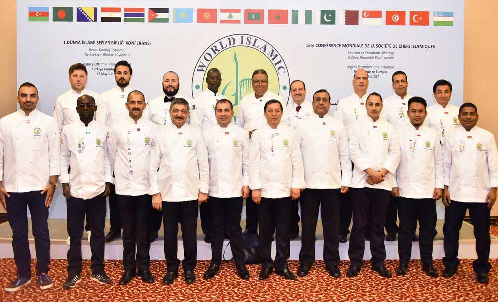 Dünya İslami Gastronomi Birliği İstanbul'da kuruldu