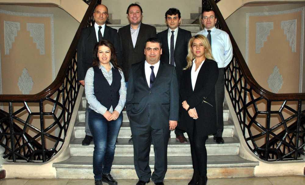 EMD İzmir Şubesi görev dağılımını tamamladı
