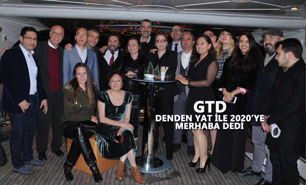 """GTD 2020'ye İstanbul Boğazı'nda """"Merhaba"""" Dedi"""