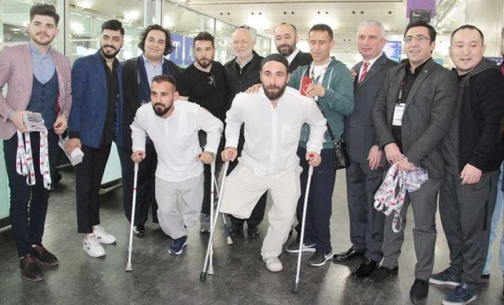 HURSAD Ampute Milli Takımımızı Umre'ye gönderdi