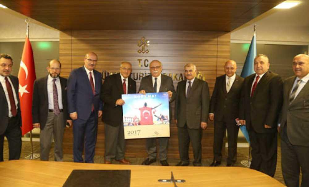 """Kültür ve Turizm Bakanı Nabi Avcı: """"10 Mart'ta Milli Kültür Şurası'nı Toplayacağız"""""""