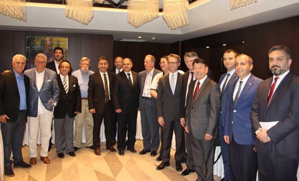 POYD İstanbul turizmin duayenleriyle buluştu