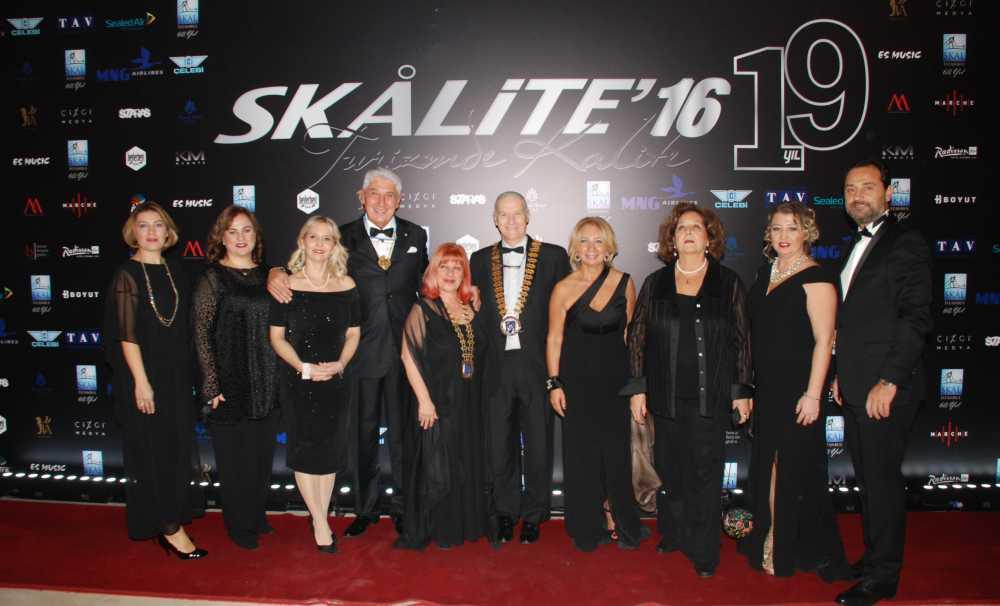 Skal International İstanbul Kulübü 60. yılını kutladı