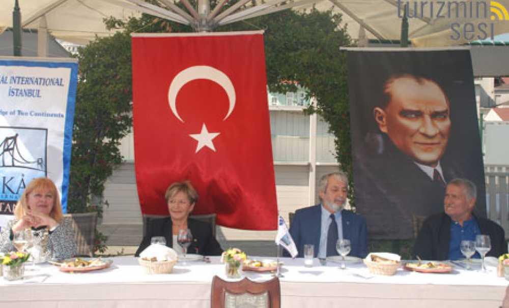 Skal İstanbul üyeleriyle Armada İstanbul'da buluştu