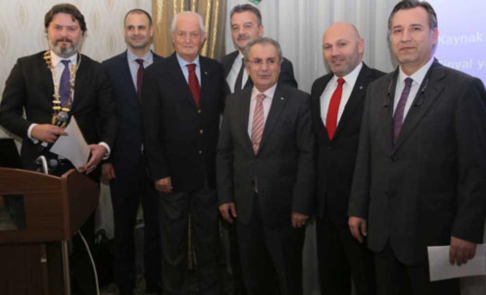 SKAL Marmara'da Güvenlik Zirvesi
