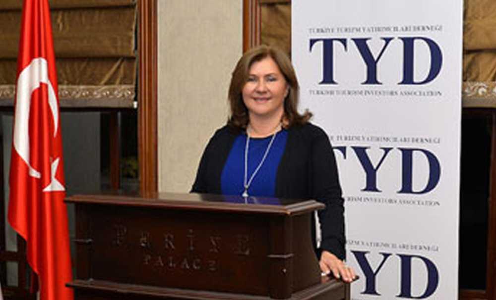 TTYD'den yeni TÜRSAB Başkanına tebrik mesajı