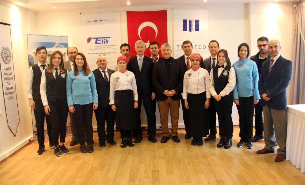 Turizmde okul - sektör işbirliğine örnek protokol
