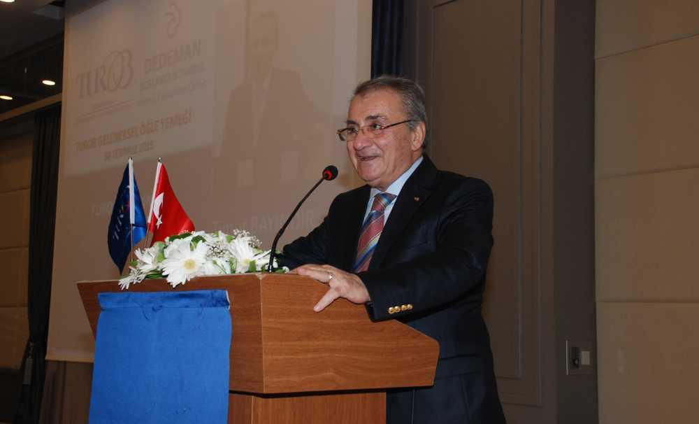 TÜROB Türkiye Otelciler Birliğinden Booking.com açıklaması