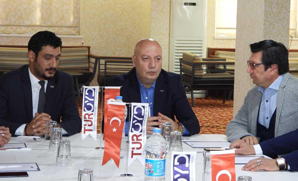 TUROYD Elazığ'da Turizm Potansiyelini arttıracak