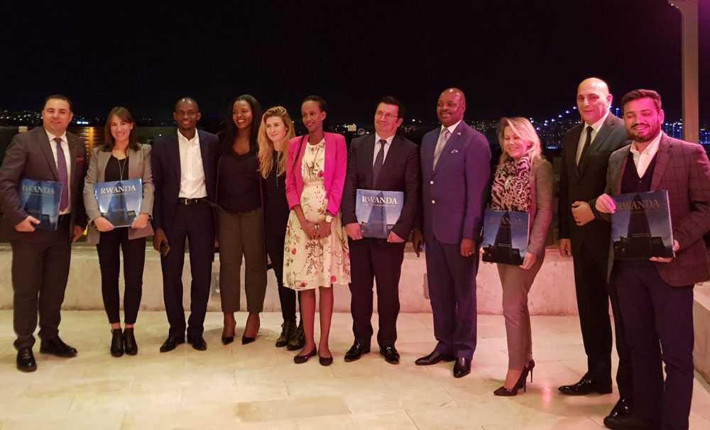 TUROYD ile Rwanda İş Konseyi karşılıklı işbirlikleri yapacak