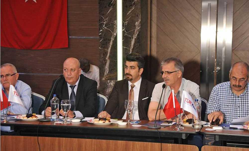 TUROYD Türkiye genelinde güçleniyor