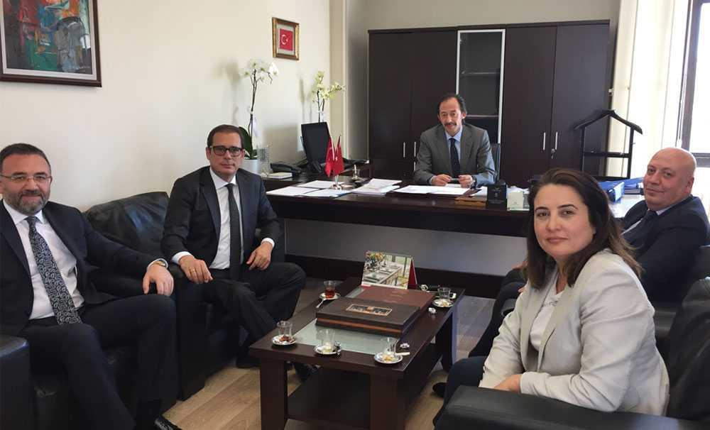 TUROYD üyeleri T.C. Kültür ve Turizm Bakanlığı'nda!