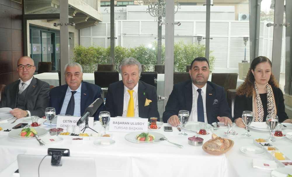 TÜRSAB Başkanı Başaran ULUSOY; Haksız rekabeti ortadan kaldırmak için harekete geçtik