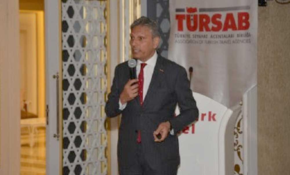 TÜRSAB Heyeti, Adana'da acentalar ile buluştu