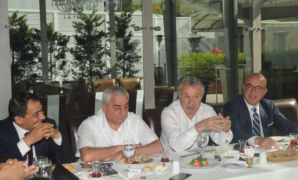 TÜRSAB Star Alliance olmuş Başaran Ulusoy başındadır