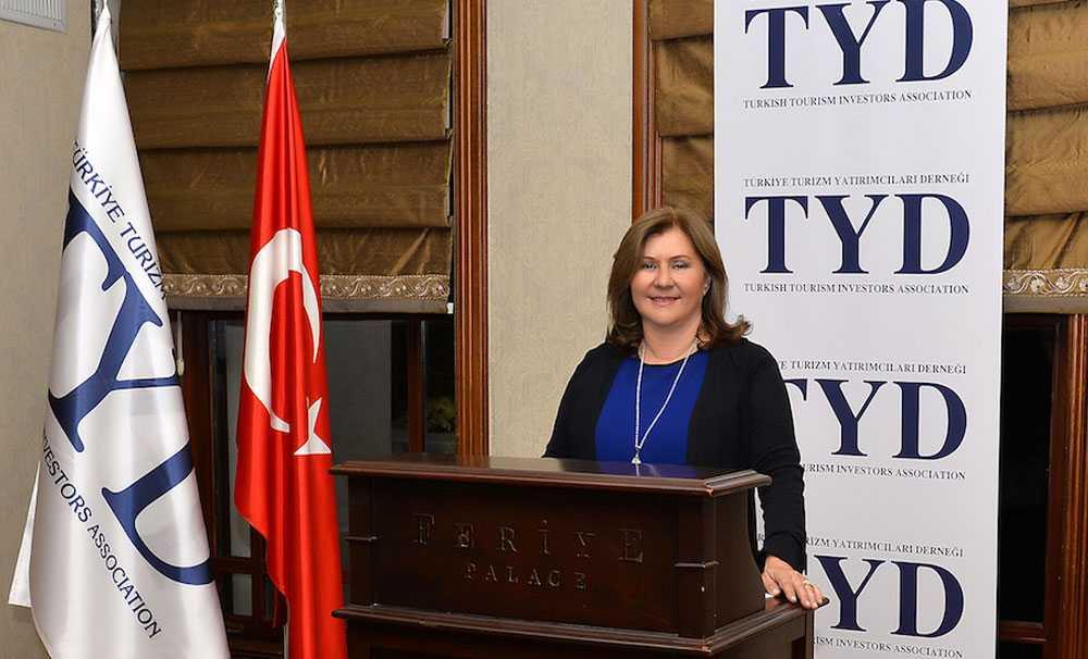 TYD Başkanı Oya Narin sektör temsilcileri ile buluştu