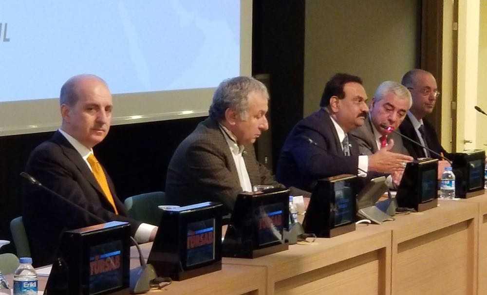 UFTAA Global Turizm Ofisi TÜRSAB'da Açıldı