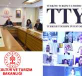 TTYD Yönetimi Bakan Ersoy'la buluştu