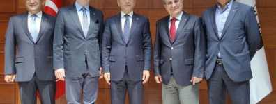 TÜROB'dan Diyarbakır ziyareti