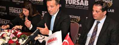 TÜRSAB'dan Turizm sektörüne anlamlı katkı