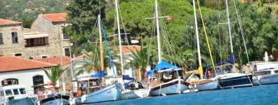Foça'da, turizmi dört mevsim sürdürebilmek hedefleniyor