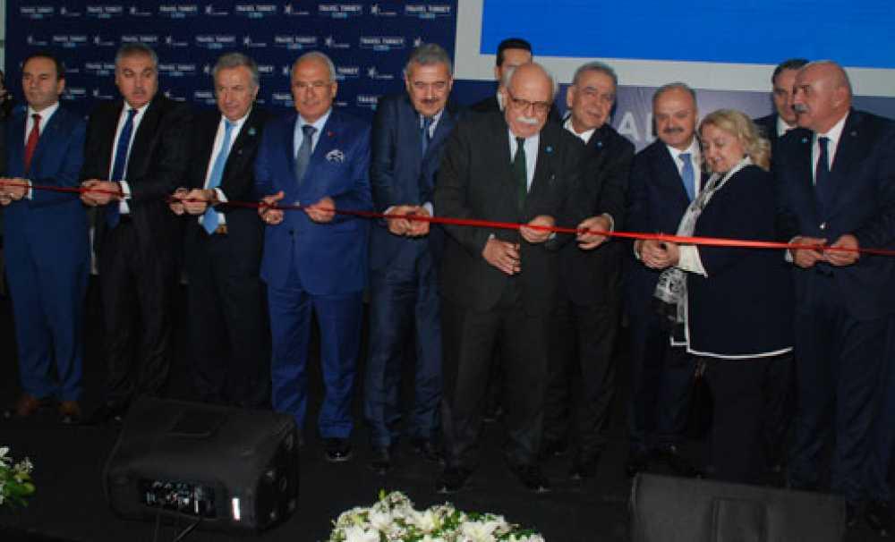 10. Travel Turkey İzmir kapılarını açtı