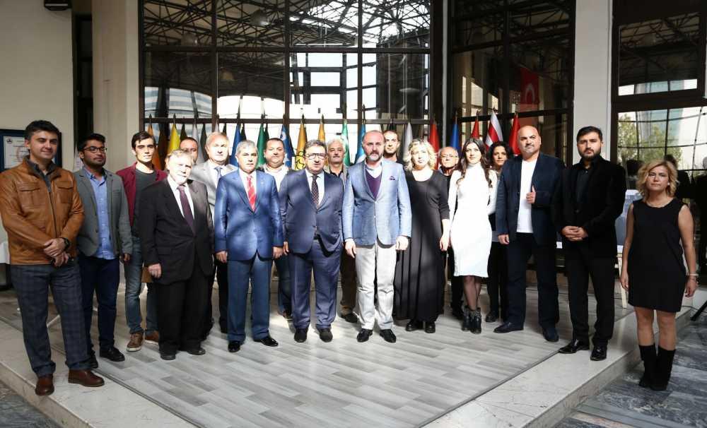 2. Kare Kare Ankara Fotoğraf Yarışması'nın Ödülleri Dağıtıldı