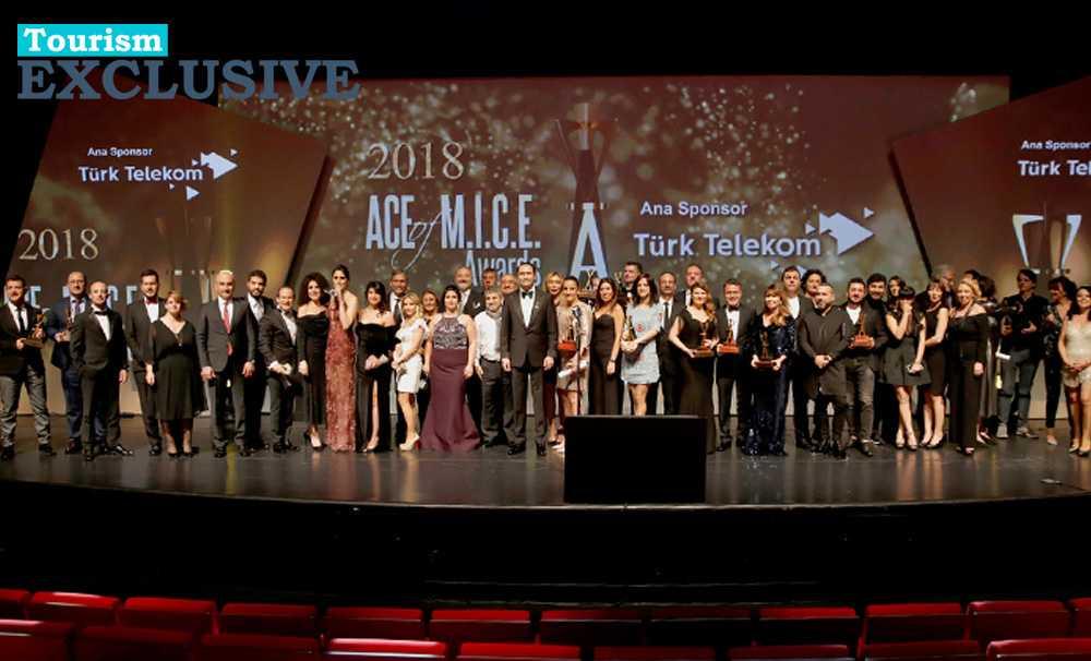6. ACE of M.I.C.E. Awards 2018 sahiplerine verildi