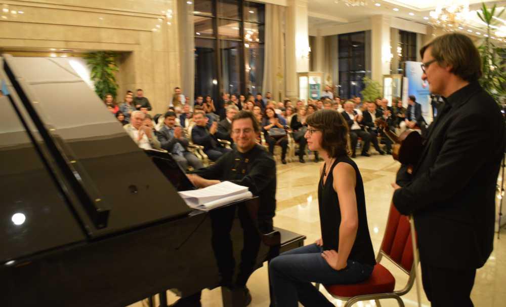 Afyonkarahisar Klasik Müzik FestivaliBaşladı