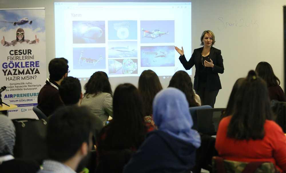 Airpreneurs programının üçüncü durağı Ankara oldu