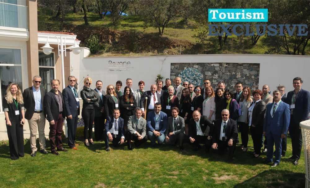 Altınoluk'ta Sağlık Turizm Zirvesi Gerçekleşti
