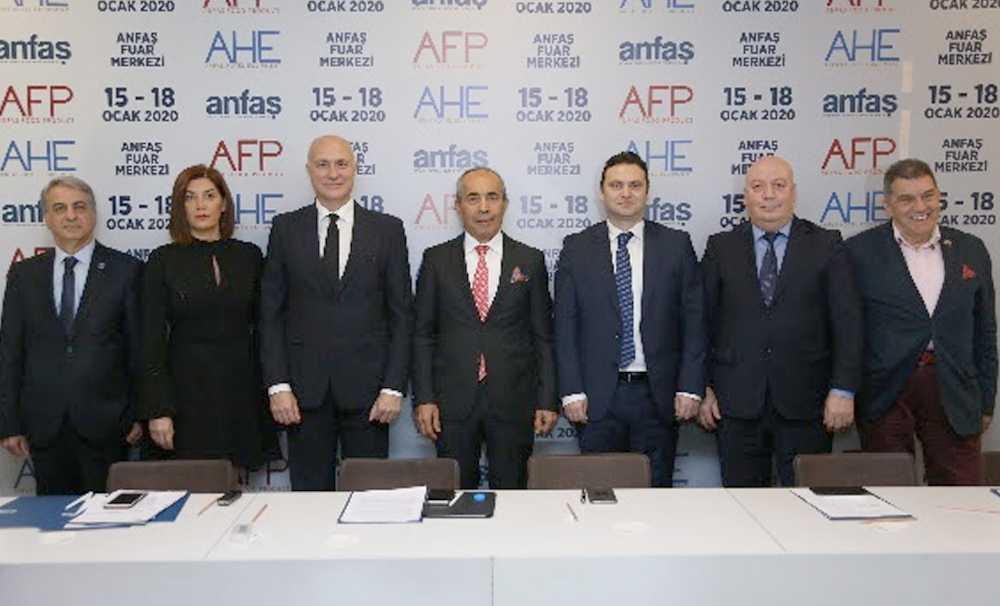 ANFAŞ, HORECA Sektörünü Antalya'da buluşturacak