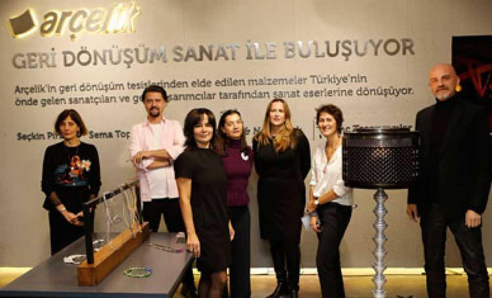 Arçelik, Contemporary İstanbul'da çok ses getiren bir sergi ile yer aldı