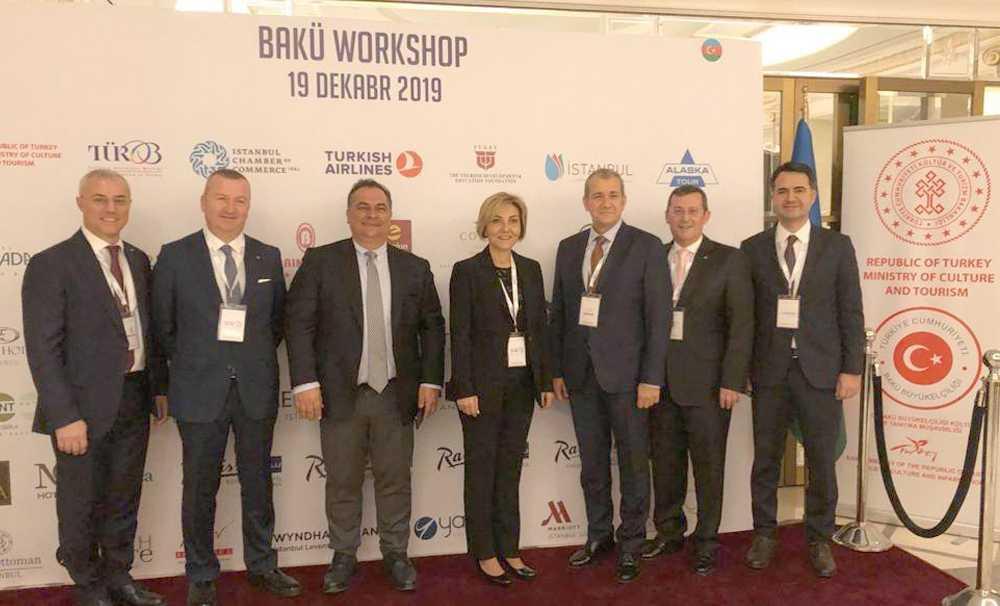 Azerbaycan workshop'u çok başarılı geçti