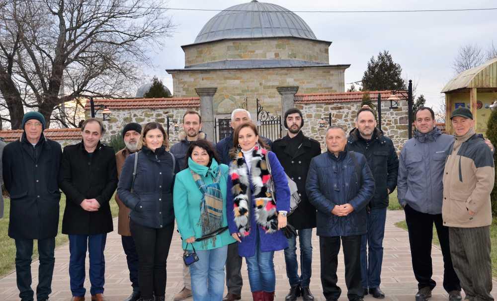Balkanlarda Türkçe Radyo Yayıncılığı ve Türkiye'nin Etkin Tanıtımı Çalıştayı Yapıldı